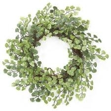 FERN WREATH 6""
